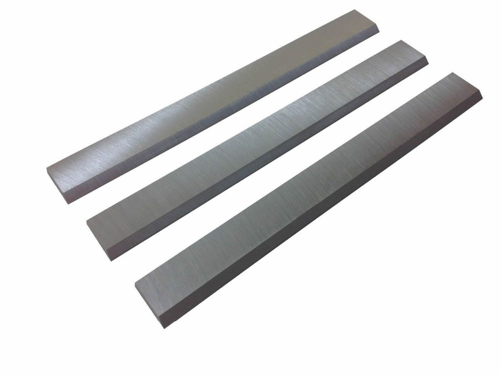 HZ 3PC 210x25x3mm HSS Planer Knives Blades For MLQ342A Wood Planer