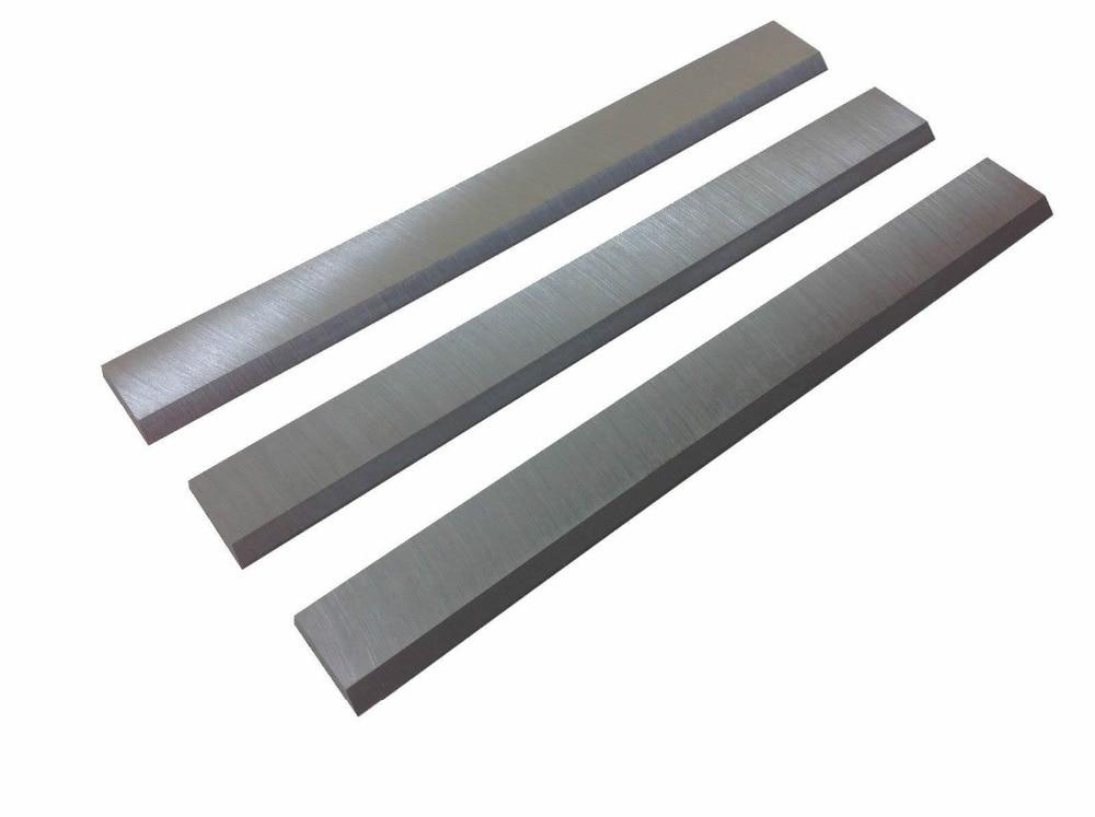 HZ 3PC 210x25x3mm HSS Planer Knives Blades For MLQ342A Wood Planer