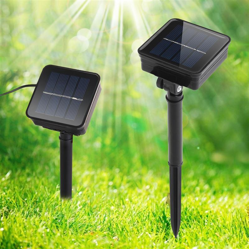 Aliexpresscom Buy 20 LED LED Ball String Lights Solar Powered