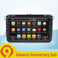 1024*600 Android 7,1 DAB + Wifi DVD GPS Navi для VW Skoda Octavia, Fabia Гольф 6 Polo Bora JETTA MK4 B6 PASSAT Tiguan