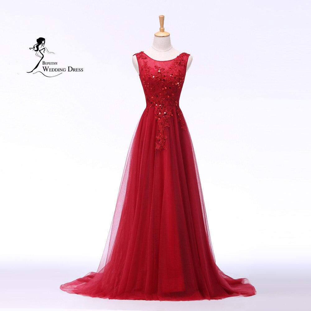 New arrival Vestido De Festa Longo sleeveless Long   Evening     Dress   Party Elegant Robe De Soiree Vintag   Dresses   2019 Abendkleider