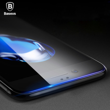 Baseus Tempered Glass For iPhone 6 6 plus 3D Anti Blue Screen Protector For iPhone 6s 6s Plus Soft Full Cover Protective Film