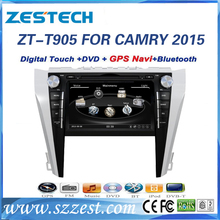 ZESTECH car dvd player for Toyota Camry Car DVD Player GPS Navigation Radio Central Multimedia