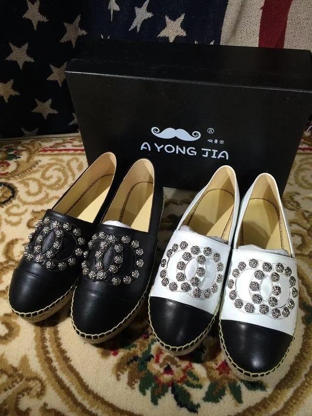 2017 Moda mujeres Del Cuero Genuino Satellite flores zapatos mujer alpargata sapato feminino mujer Clásico de la Marca zapatos Mocasines