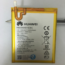 For Huawei G8 Battery HB396481EBC 100% High Quality 3100mAh Replacement Battery For huawei G8 Smart Phone ostin mj6q3c g8