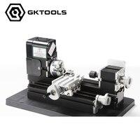 Mini Metal Lathe Machine With 20 000r Min 24W Motor DIY Tools As Chrildren S Gift