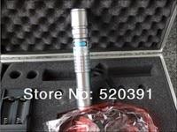 445nm 450nm 5000mw 5Watt Focusable Blue Laser Pointers Burning Match Dry Wood Black Burn Cigarettes 5