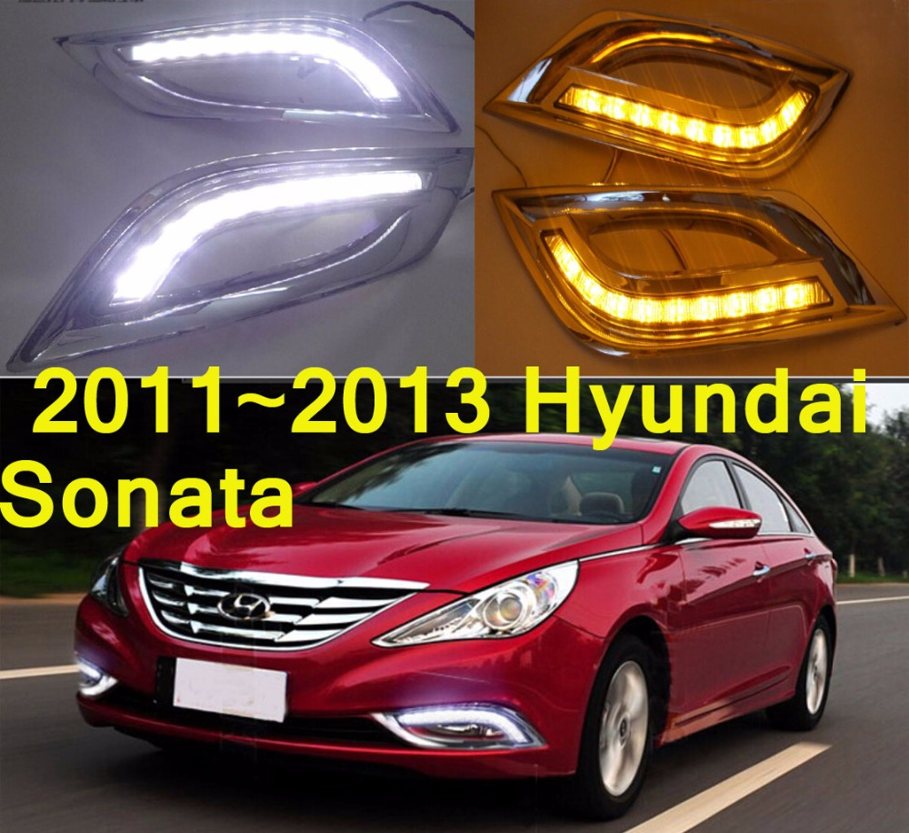 <font><b>LED</b></font>,2011~2013 Sonata daytime Light,Sonata fog light,Sonata <font><b>headlight</b></font>,<font><b>accent</b></font>,Elantra,i10,i20,Sonata taillight image