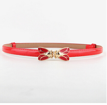 Hot Adjustable Gold Plated Belt
