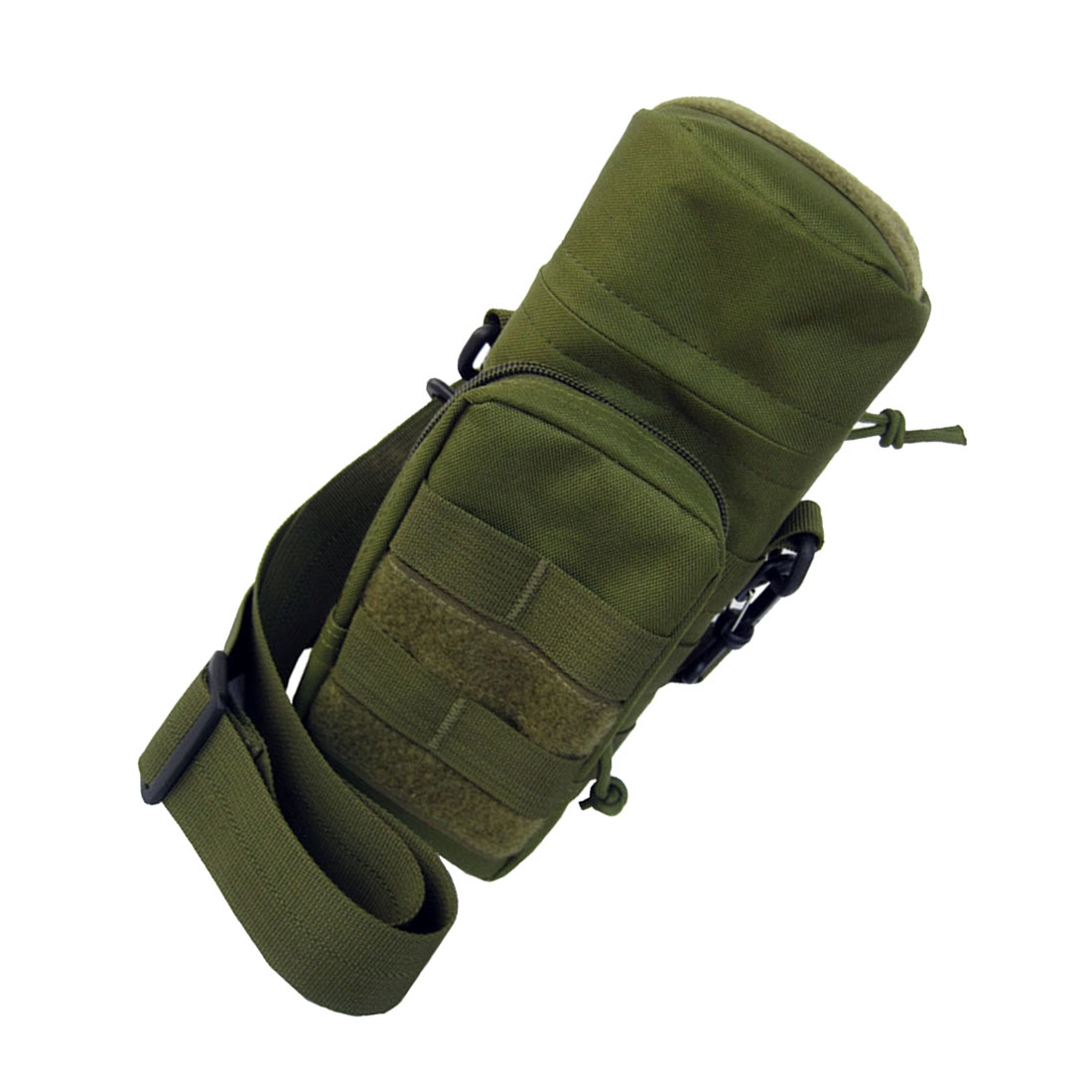 FGGS Hot Molle Zipper back Utility Medic Pouch w Small Mess Pouch war game