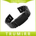 20 мм Из Нержавеющей Стали Ремешок Для Часов для Moto 360 2 Gen 42 мм 2015 Samsung Gear S2 Classic R732 и R735 Smart Watch Band Браслет ремень