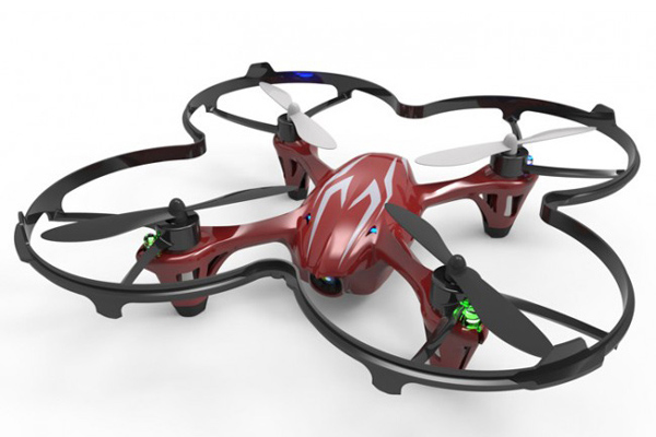 Hubsan X4 H107C 4CH RC Quadcopter With Camera RTF 2.4GHZ
