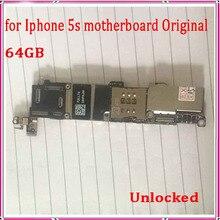 100{e3d350071c40193912450e1a13ff03f7642a6c64c69061e3737cf155110b056f} prueba y buena placa lógica de trabajo, 64 gb abierto original para iphone 5s motherboard sin touch id, envío libre