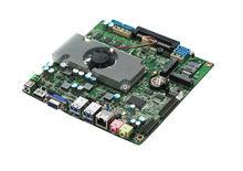 HM77 embedded motherboard Network Security mini pc board with 1037U Processor 4GB RAM Onboard