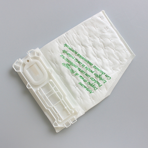 Image 3 - 10 pz/lotto sacchi per aspirapolvere Sacchetto di Polvere per Vorwerk VK135 VK136 FP135 FP136 KOBOLD135 KOBOLD136 VK369