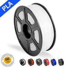 PLA 3D-принтеры нити 1,75 мм 1 кг/2.2lb золотник принтер PLA 3d полиграфические материалы 100% не образующая пузырей