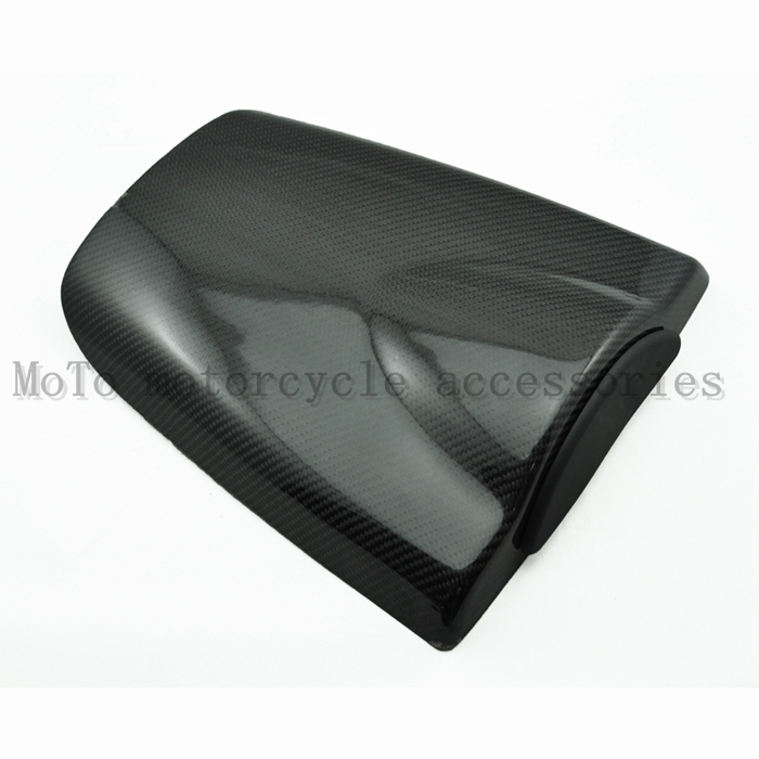 Free Shipping Motorcycle Real Cowl Cover Carbon fiber CBR600 RR 2003 - 2006 fit for HONDA CBR600RR Rear Seat Cover Cowl new motorcycle rear seat cover cowl for honda cbr1000rr 04 07 2004 2007 2005 2006 carbon fiber free shipping c20