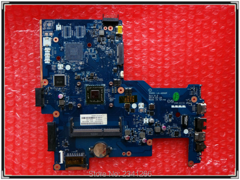 ФОТО LA-A996P for HP 15-Y 15-Z motherboard 764261-501 ZS051 LA-A996P for HP 15Z-G000 NOTEBOOK 100% Tested