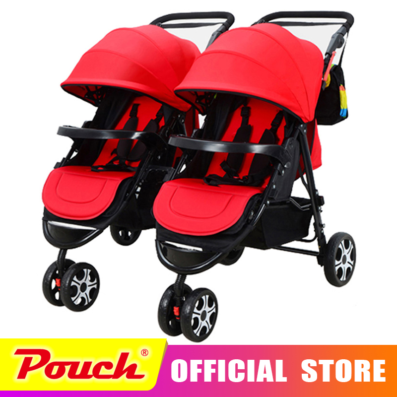 Infants and twin baby stroller free delivery to Russia double shock can split multiple birth children twins can sit flat premjeet sandhu piyush trivedi and bhupinder singh transcutaneous drug delivery system