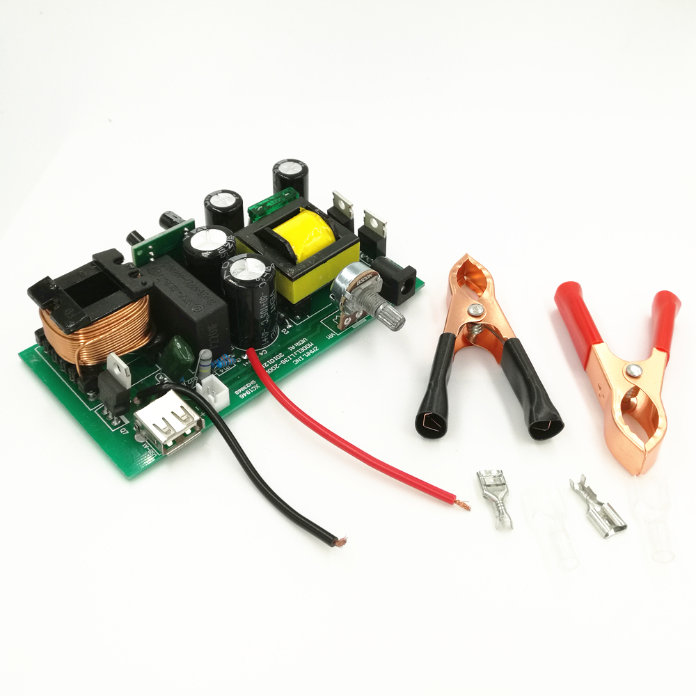 AIYIMA 12V to 0 110 220V micro inverter TL494 100W double 110 v ...