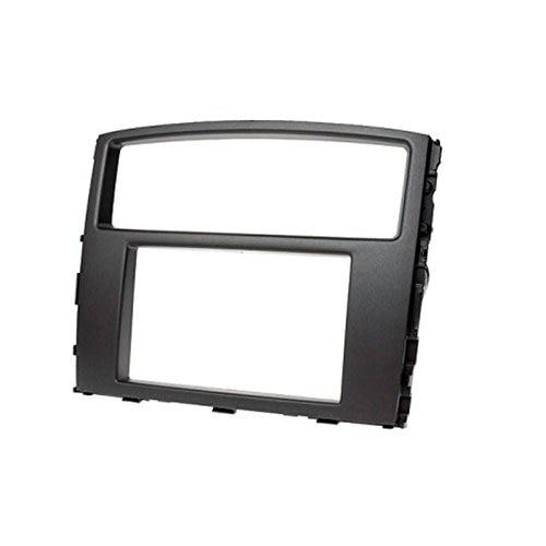 2 Din Car Radio Stereo Fascia Panel Frame DVD Dash Installation Kit for Mitsubishi Pajero, Shogun, Montero 2007+ with 173*98mm 2 din car radio stereo fascia panel frame dvd dash installation kit for ssang yong tivoli 2015 with 178 102mm 173 98mm