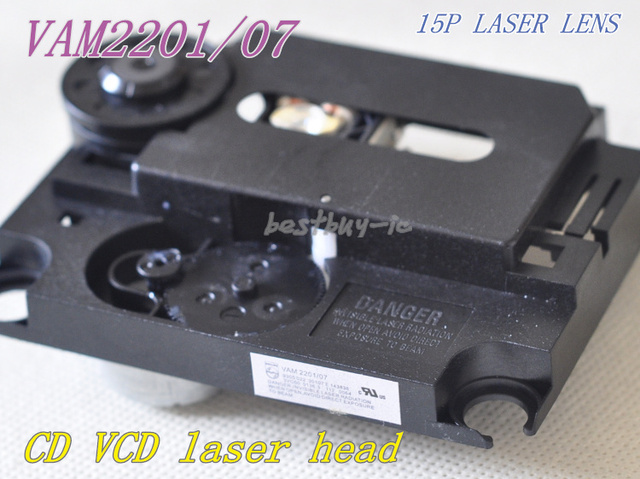 VAM2201/07 VAM-2201/07 LENS  WITH MECH laser head / optical pickup    VAM2201