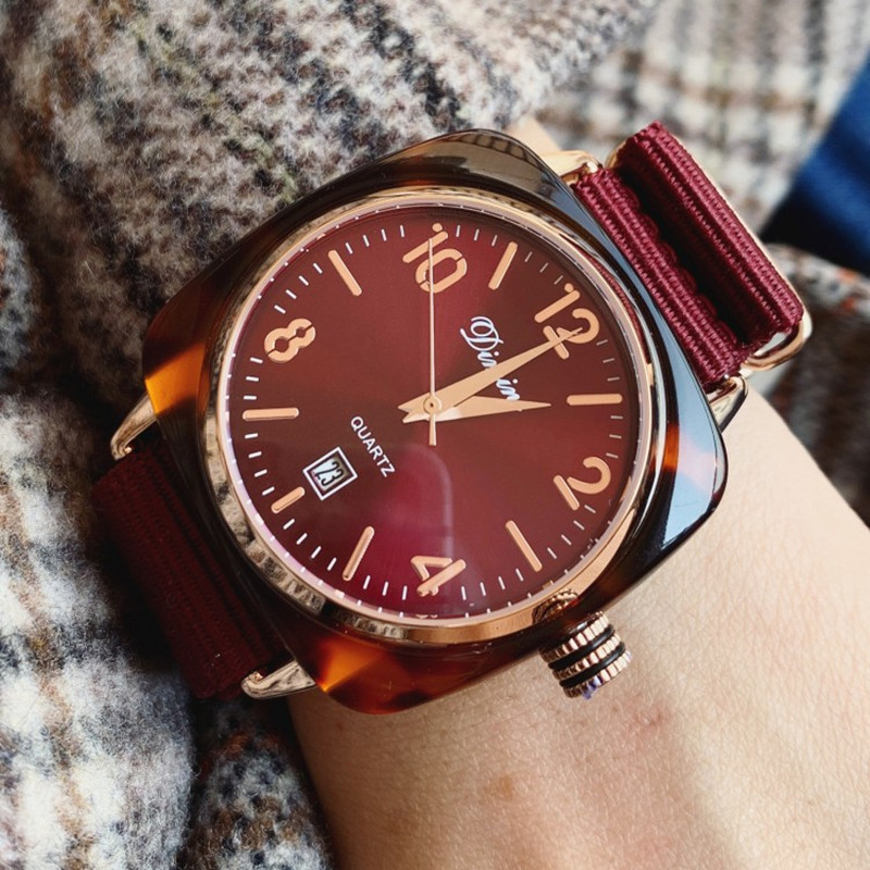 Top Quality Big Dial Casual Women Watches Luxury Dress Quartz Watch Women Nylon Strap Watch Clocks montre femme zegarek damskiTop Quality Big Dial Casual Women Watches Luxury Dress Quartz Watch Women Nylon Strap Watch Clocks montre femme zegarek damski