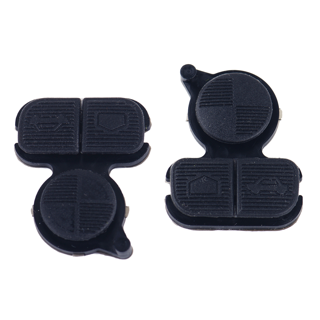 US $2 2 24% OFF CITALL Car 2pcs Replacement Entry Remote Key 3 Buttons  Repair Pad Keys Fob Shell Case Housing Fit for BMW 3 5 7 M3 M5 X5 Z3 Z8-in  Key