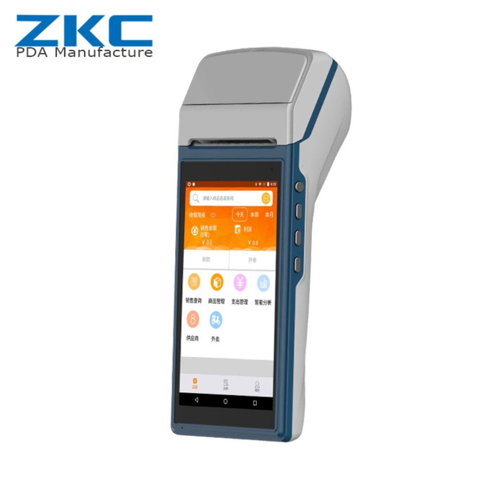 MINI Android NFC Payment POS machine integrate thermal