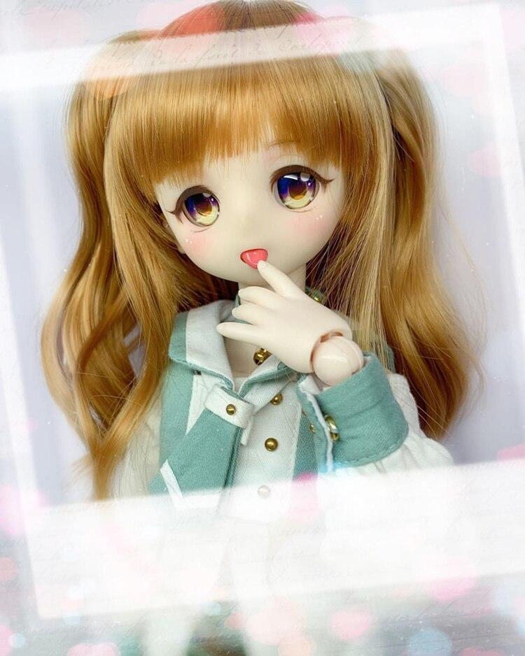 Doll 1 4 girl Airi free eyes free shipping toy hot sale fashion dolls