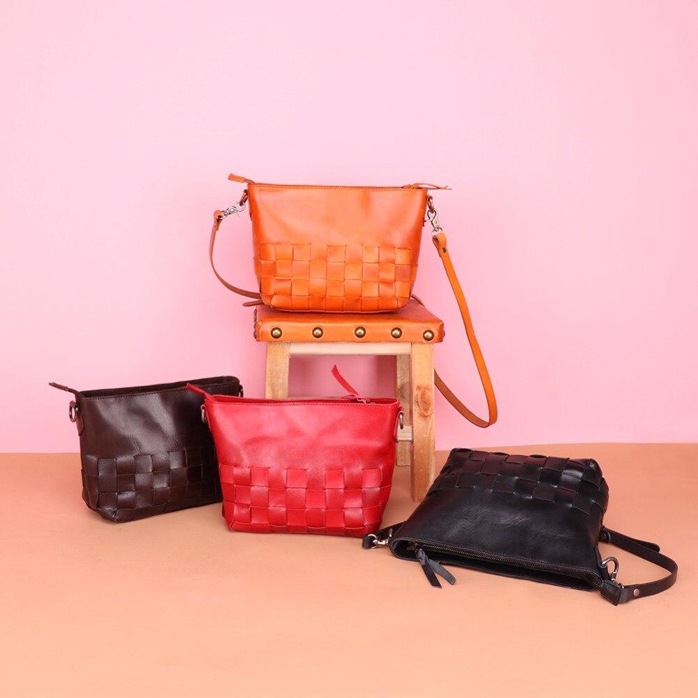 JOYIR Crossbody Bags For Women Bag 2019 Messenger Bags Genuine Leather Fashion Shoulder Bags Hign Quality Handbags Sac A Main