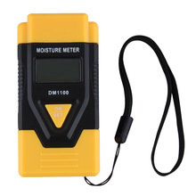 купить 3 In 1 Digital Wood Moisture Meter Concrete Timber Wood Humidity Tester Hygrometer Timber Damp Detector Large LCD Display дешево