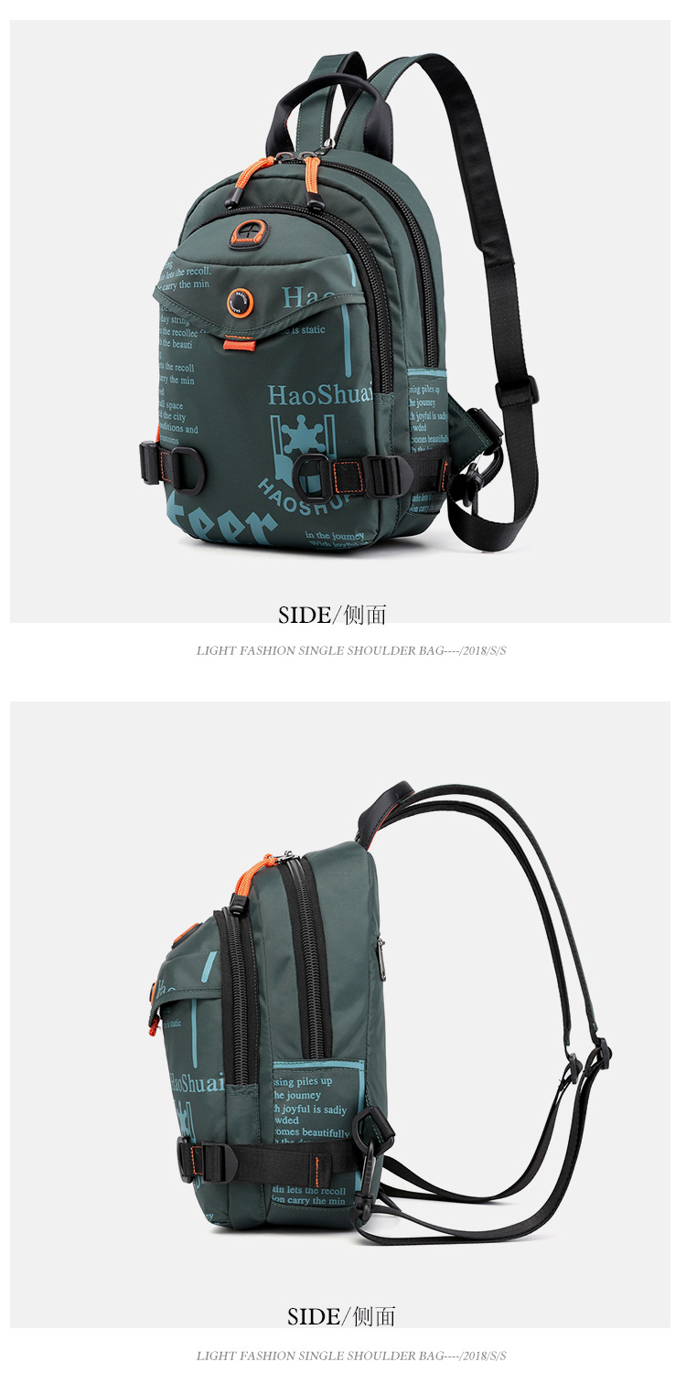 Every Man Dies Not Every Man Lives Multifunctional Bundle Backpack Shoulder Bag For Men And Women