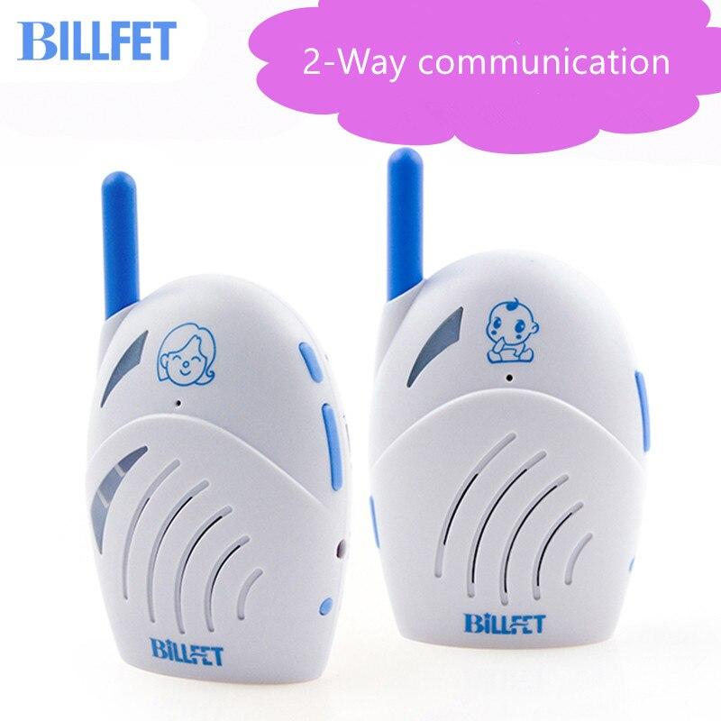 ФОТО Portable BILLFET Best Baby Monitor Audio 2.4Ghz digital wireless baba electronica JLT-D3000 Radio Nurse Bebe Monitor Baby Phone