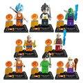New Dragon Ball Wukong Gohan Vegeta Turtle Fairy Model Building Block Toys Mini Wukong Figures Educational Toy For Kids