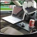 Portátil plegable Portable del coche soporte del ordenador portátil plegable del asiento de coche / Laptop volante / bandeja Notbook Holder tabla alimentos / bebidas soporte SD-1504