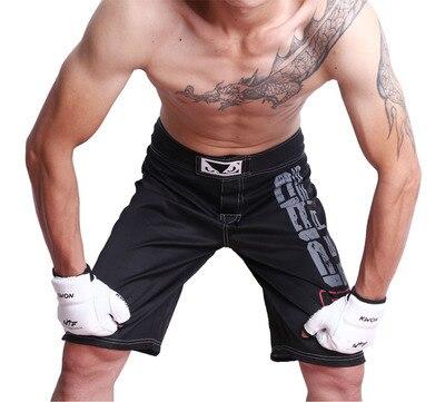 2017 Mens Death Combat Shorts UFC MMA BBJ Fitness Shorts Muay Thai Wrestling Men's Shorts