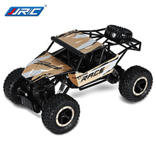 JJRC Q15 1:14 RC Climbing Car Alloy Plate Shock Absorber Speed Switch RC Cars RTR Remote Control Car Off-Road Vehicle Kids Toys