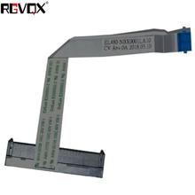 Novo portátil cabo de disco rígido para hdd cabo para lenovo para thinkpad l480 el480 nbx0001la10
