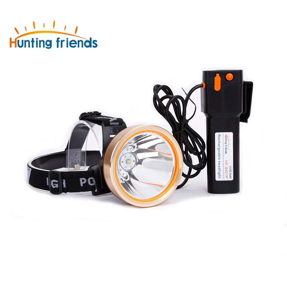 12pcs/lot Hunting Friends Super Bright LED Headlamp Rechargeable flashlight forehead Waterproof Headlight Head Flashlight Torch r3 2led super bright mini headlamp headlight flashlight torch lamp 4 models