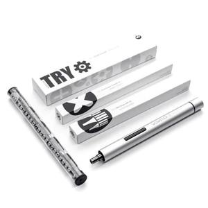 Image 5 - Youpin Wowstick Proberen Elektrische Schroevendraaier Met Schroevendraaier Bits Set 20 In 1 Dual Power Draadloze Diy Tool Voor Reparatie