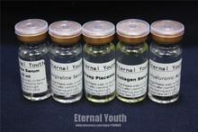 5pcs Set Boto x Argireline Hyaluronic Acid Collagen Sheep Placenta Firming Lifting Serum Anti wrinkle Anti