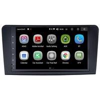 Car Multimedia Player GPS Android 8.0 4G/32G 2 Din For Mercedes/Benz W164/ML300/ML350/ML500/GL320/GL350/GL420 Radio OBD2 DAB