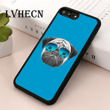 LvheCn TPU Skin phone case cover for iPhone 5 5s SE 6 6s 7 8