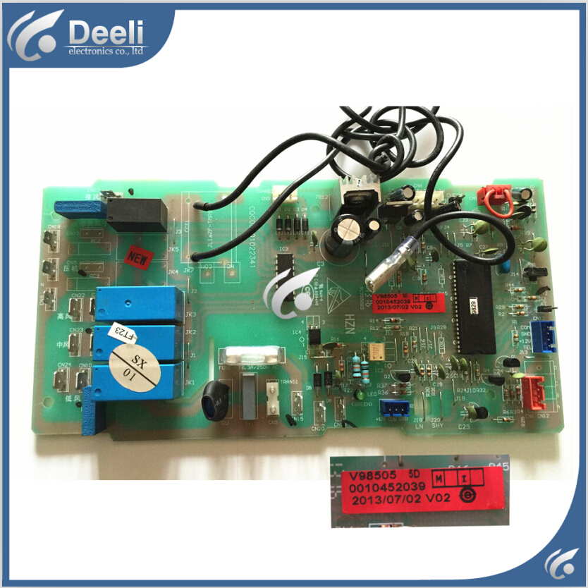 95% new good working for Air conditioning computer board KFR-250EW/730 0010452039 circuit board 100% new good working for air conditioning computer board kfr 120w s 520t2 kfr 75lw e 30 control board working