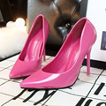 New shoes women Korean fashion sexy women pumps minimalist slim occupation OL shoes high heels with fine pointed shoes Asakuchi