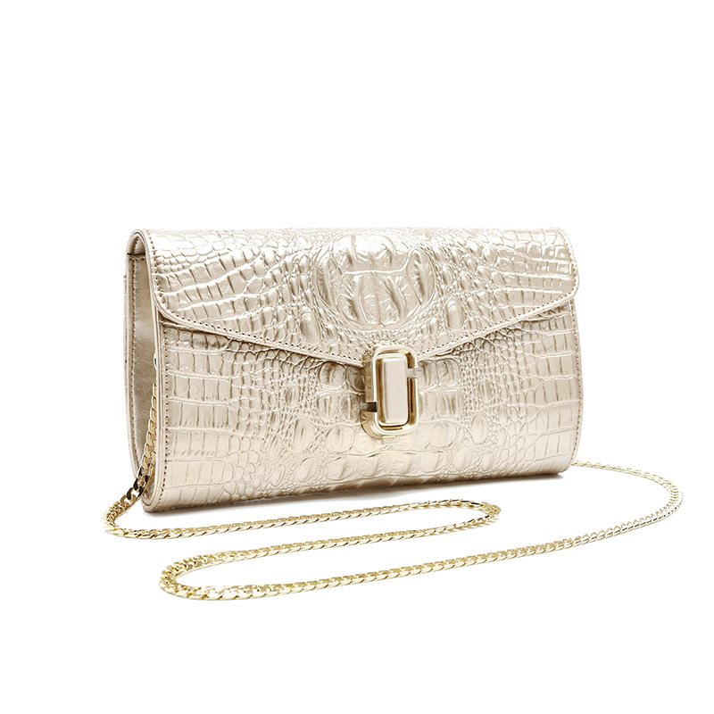 boyatu luxury top grade genuine leatherdurable clutches bags women evening party noble elegant original design long genuine leather women clutches designer evening bags luxury brand ladies shoulder bags for wedding or party