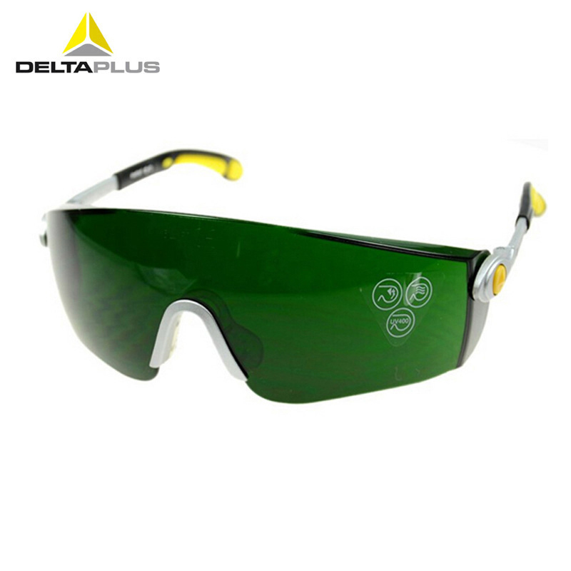 Deltaplus Welding Protective Glasses Anti-Impact Anti-Splashing Comfortable Safety Goggles Working Riding Labor Eye Protection виниловая пластинка rush rush in rio