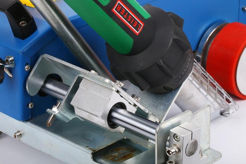 Vente chaude PE toile bannière machine à souder 3400 W PVC Air chaud soudeur meilleure qualité