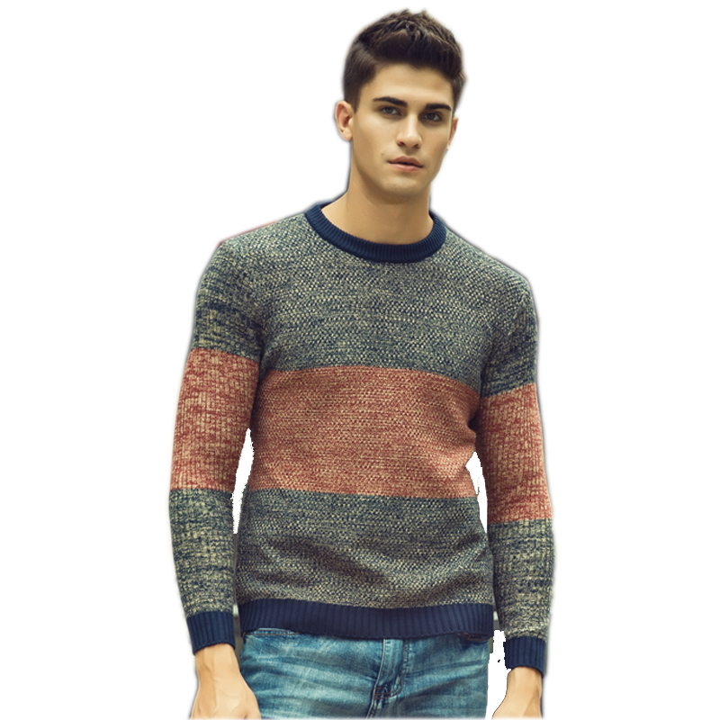 Buy Knitted Christmas Sweater Men 2016
